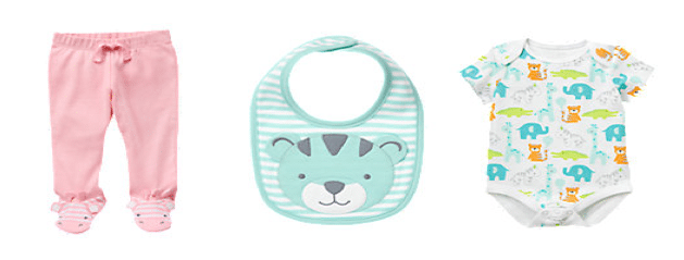 Gymboree's New Line of Newborn Gifts is Adorable!