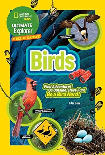 Ultimate Explorer Field Guide- Birds