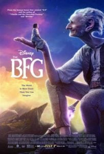 Disney's THE BFG Trailer and New Poster!