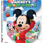 Mickey Mouse Clubhouse: Mickey's Sport-y-thon Printable Activity Sheets + Reader DVD Giveaway