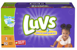 Luvs and Ibotta #ShareTheLuv and Share the Savings + $100 Reader Giveaway!