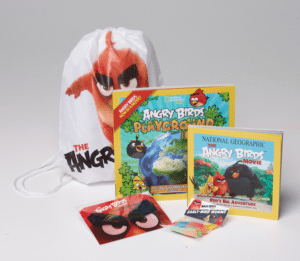 National Geographic Kids Meets The Angry Birds Movie! + Reader Giveaway