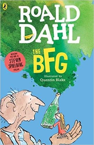 The BFG Book Roald Dahl