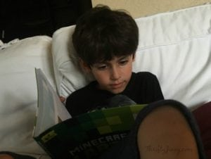 Unofficial Minecraft Lab for Kids – Reader Giveaway