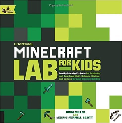 Unofficial Minecraft Lab for Kids Book