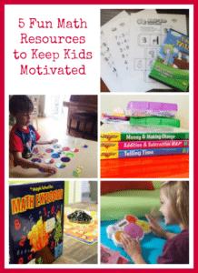 5 Fun Motivational Math Resources