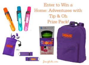 Home: Adventures with Tip & Oh Reader Giveaway