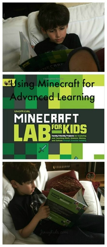 Minecraft for Advanced Learning