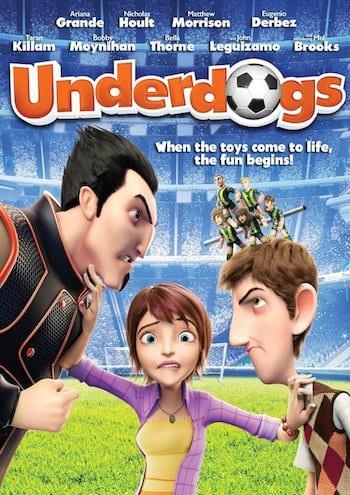 Underdogs DVD