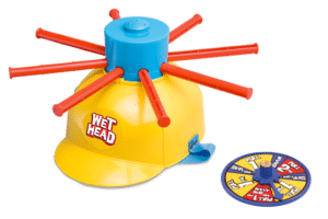 Wet Head Game Review – Wet Family Fun! + Reader Giveaway!