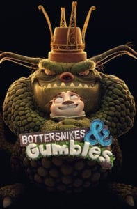 Old Meets New with Bottersnikes & Gumbles – on Netflix TODAY!