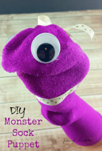 Monster Sock Puppet Craft – DIY Fun with Mismatched Socks