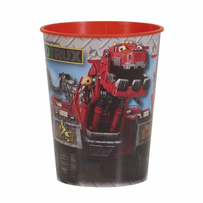 Dinotrux Party Cups