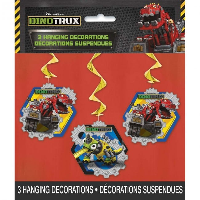 Dinotrux Party Decorations