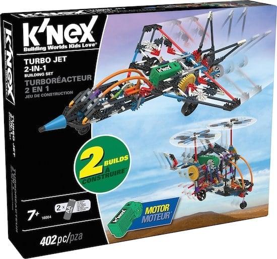 KNEX Turbo Jet