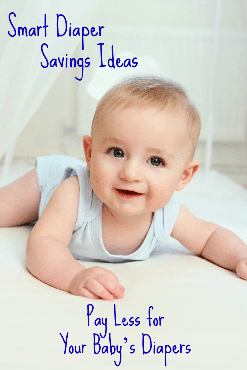 Smart Diaper Savings Ideas – Pay Less for Your Baby's Diapers