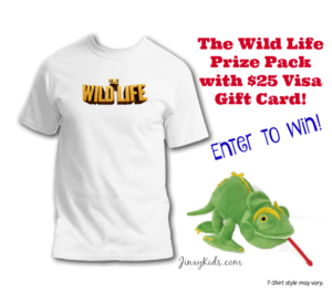 The Wild Life Movie Prize Pack Reader Giveaway