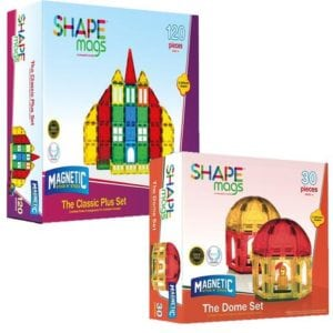 Shape Mags Fun & Educational Toys + Reader Giveaway!