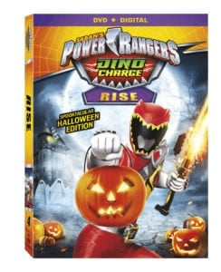 Power Rangers Dino Charge: Rise is Perfect for Halloween Adventures + Reader Giveaway!