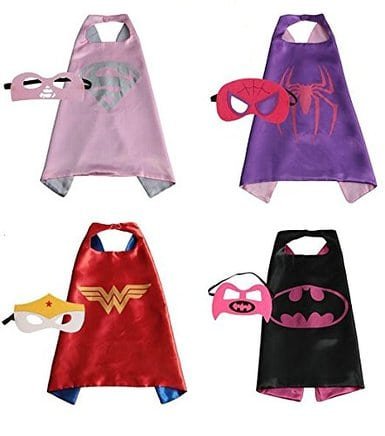 girls-super-hero-costume-capes-and-masks