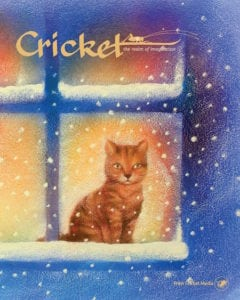Give the Gift of Reading with Cricket Media's Double the Giving + Reader Giveaway