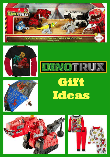 Dinotrux Gift Ideas