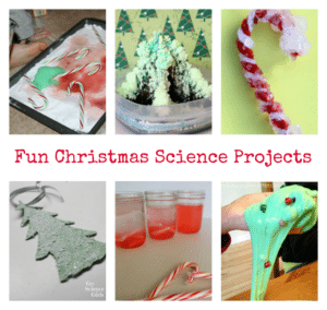 Christmas Science Projects for Kids – Holiday Learning Fun