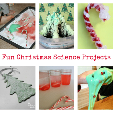 Fun Christmas Science Projects for Kids