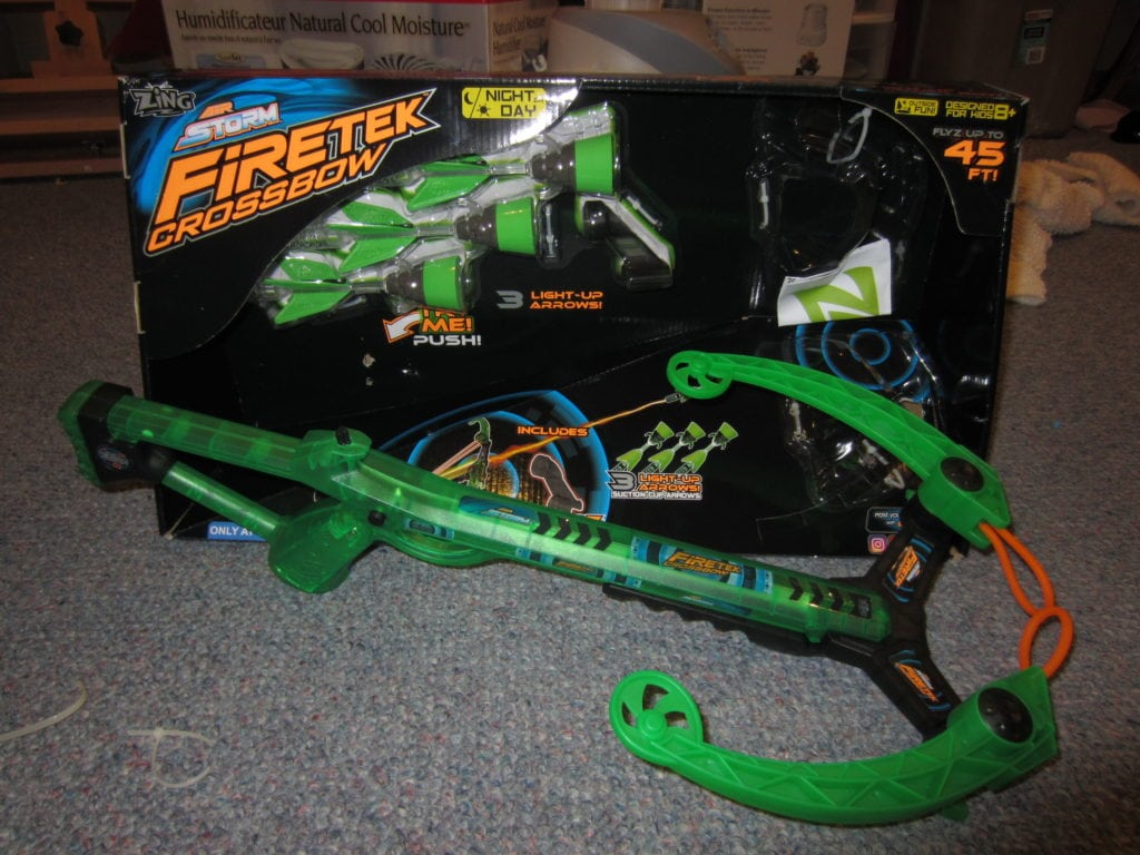 Firetek Crossbow Review