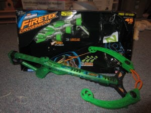 Firetek Crossbow by Zing Review – Fun for Kids of ALL Ages