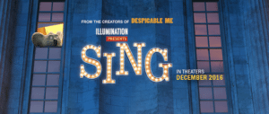 We Can't Wait for SING! Coming to Theaters December 21st