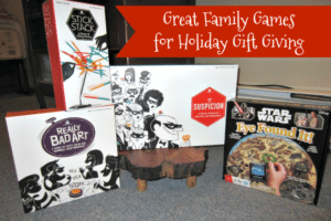 Great Family Games for Game Night!