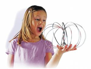 Great Stocking Stuffer Idea: GEOFLUX 3-D Illusion Toy