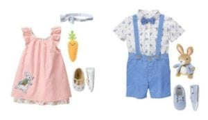 NEW Gymboree Peter Rabbit Collection – Clothing for Your Littlest Ones