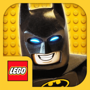 The LEGO Batman Movie App is Filled with Fun