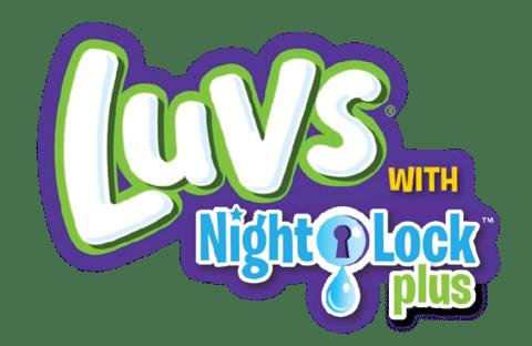 Luvs Nightlock Logo
