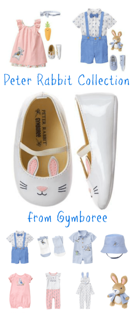Peter Rabbit Collection - Children's Fashion from Gymboree
