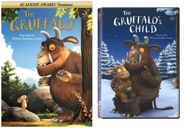 the-gruffalo-dvds