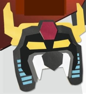 Voltron DIY Sword and Mask – Voltron Legendary Defender Season 2