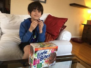 Entenmann's Little Bites Chocolate Party Cakes Reader Giveaway