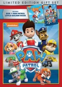 Printable Paw Patrol Activity Sheets and PAW Patrol Limited Edition Gift Set Giveaway
