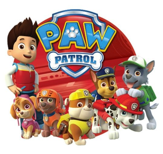 photo relating to Paw Patrol Printable Pictures titled Printable Paw Patrol Recreation Sheets and PAW Patrol Constrained