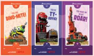Printable Dinotrux Valentines – Plus Fun Gift Ideas!