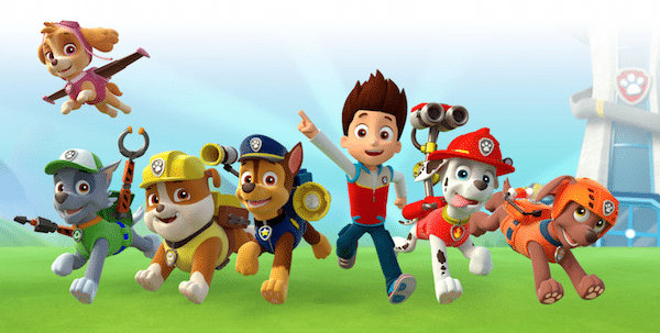 Printable Paw Patrol Activity Sheets And Paw Patrol