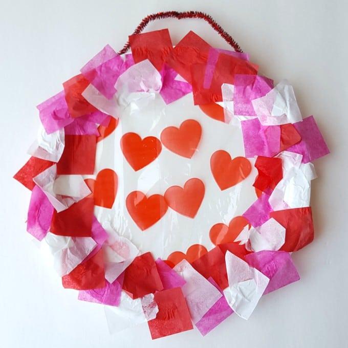 10 Preschool Valentine Crafts