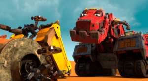 Dinotrux Season 4: What's New with Creators Ron and David