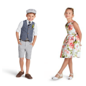 Plan Perfect Kids Easter Outfits with Gymboree