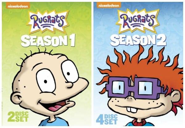 Rugrats Season 1 and Rugrats Season 2 Reader Giveaway ...