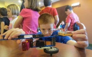 STEAM Science and Robotics Summer Camps