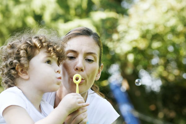 Long-Lasting Bubbles Recipe